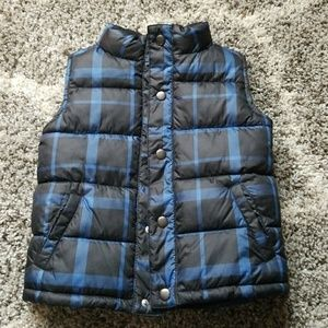 Puffer vest size 5/6 small